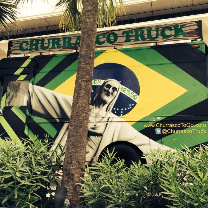 Jesus Food Truck
