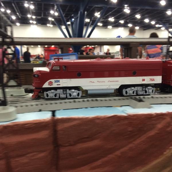 Train Show A