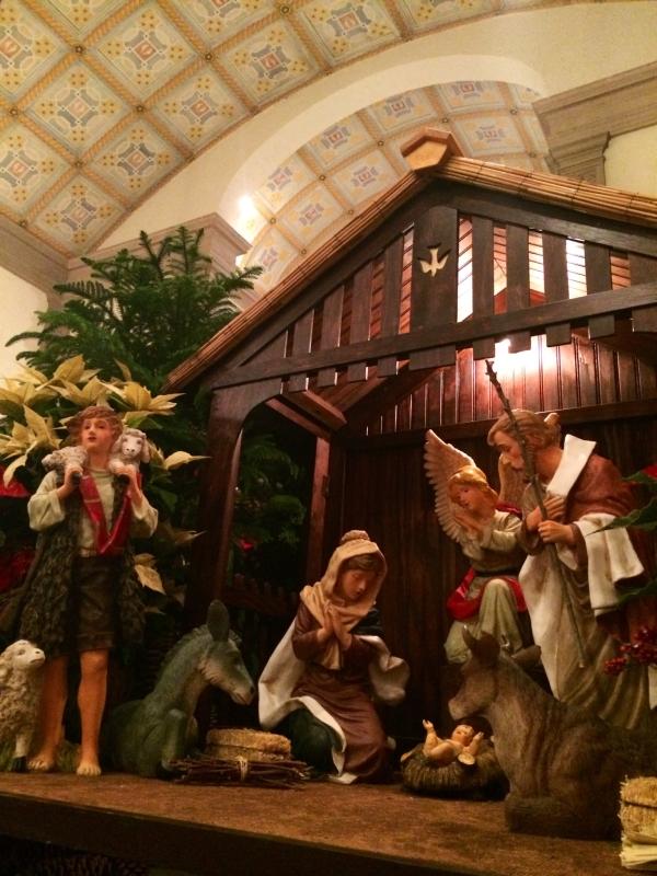 Palmer Nativity