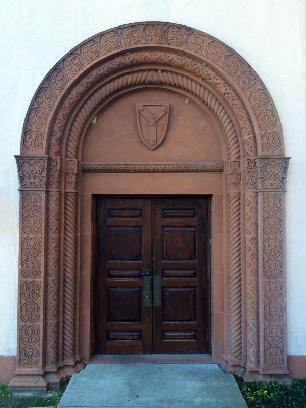Palmer's North Side Entrance